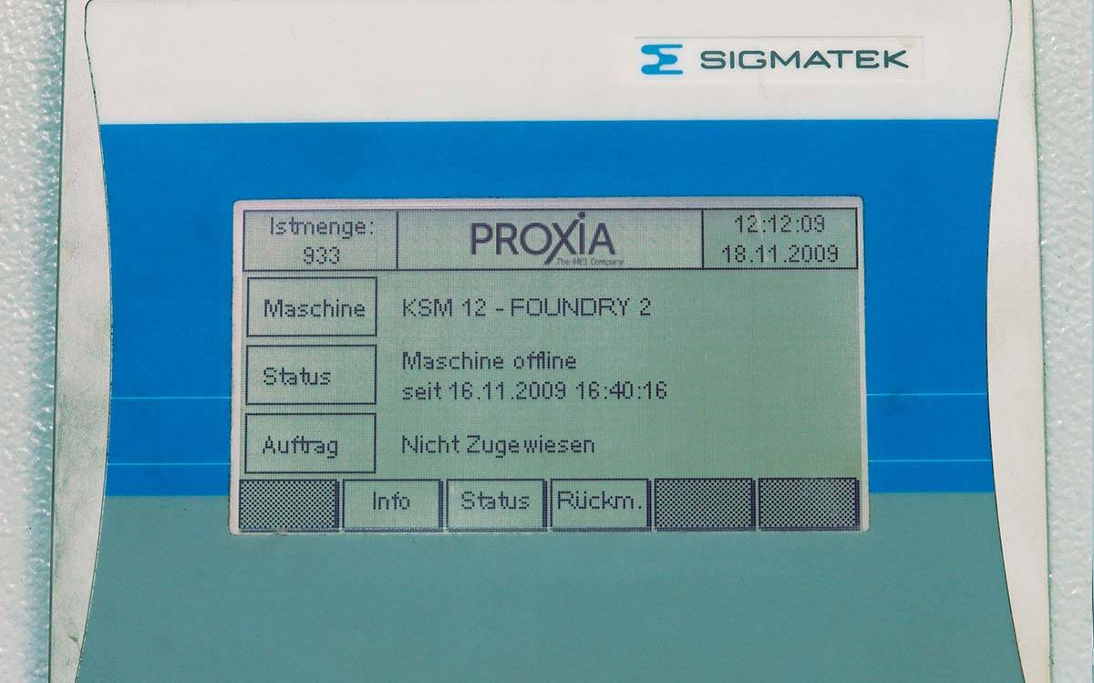 PROXIA Product MDE example 4