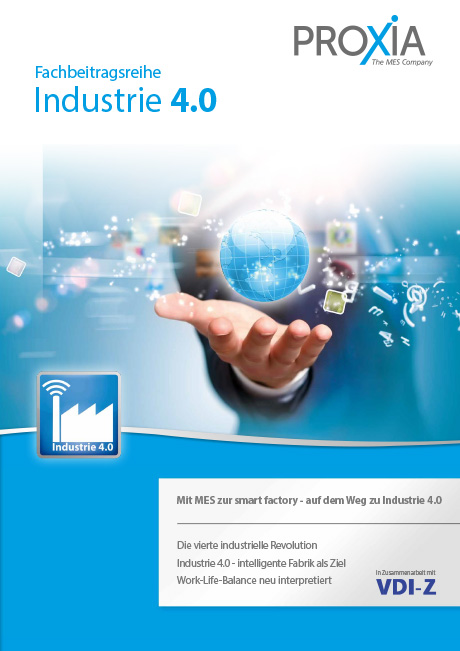 PROXIA Expert contributions to Industry 4.0