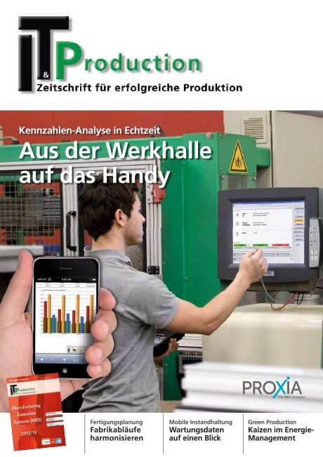 PROXIA Fachbericht IT-Production