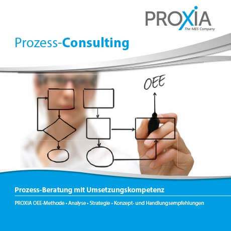 PROXIA Flyer Prozess-Consulting