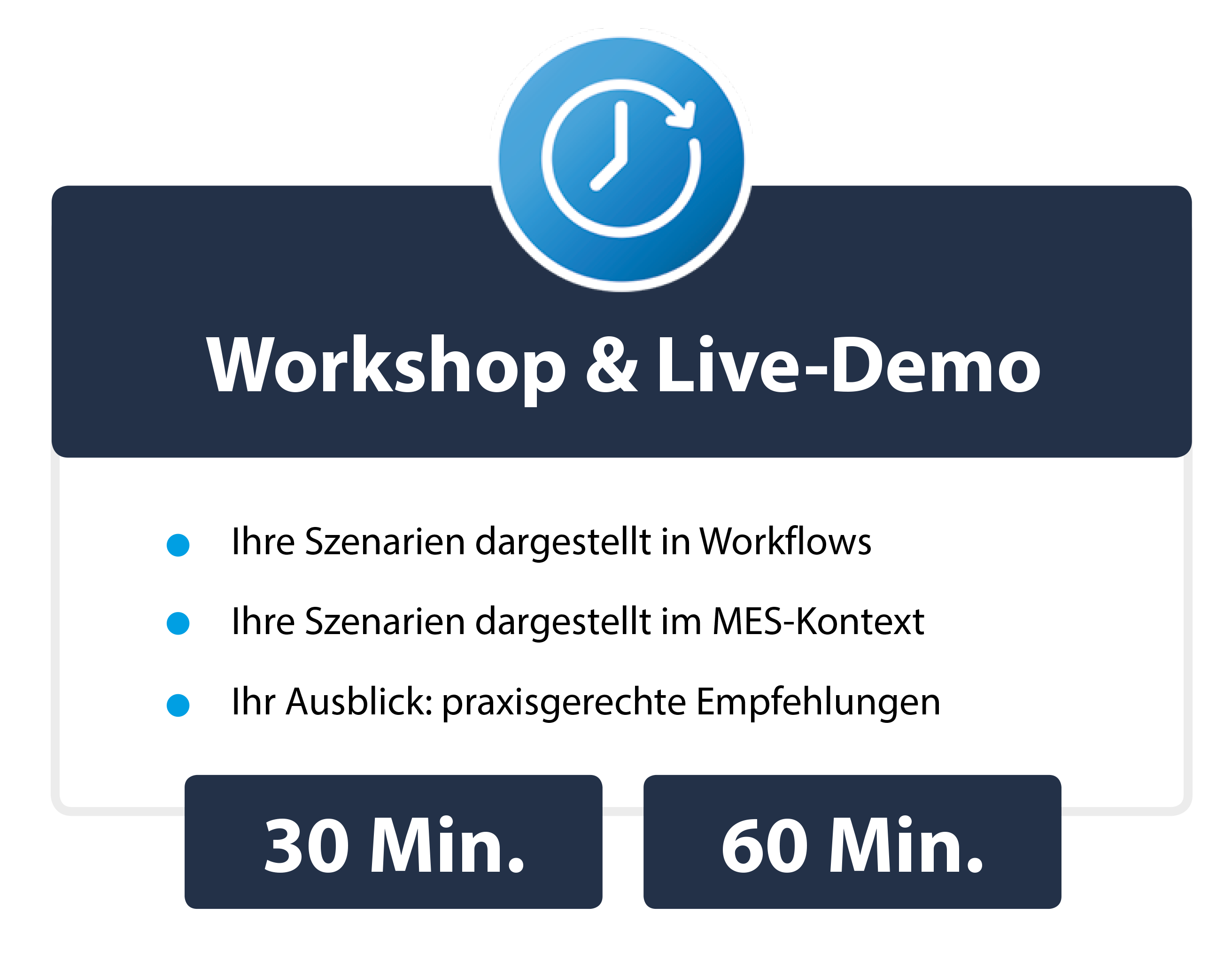 PROXIA Workshop und Live-Demo