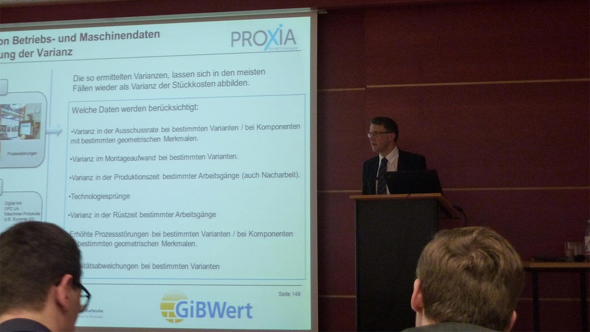 PROXIA Research GibWert impression 6